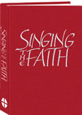 Singing the Faith hymnbook cover